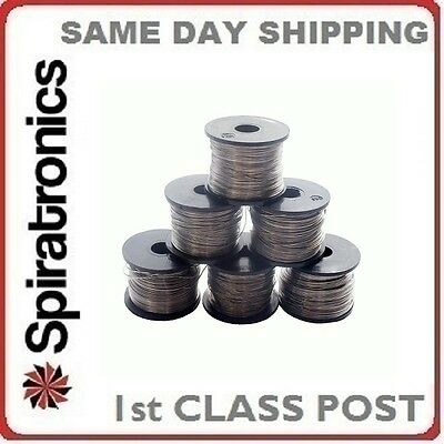 Nichrome Wire 12M Selection Pack 22,24,26,28,30,32SWG