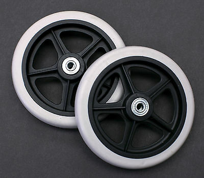 """Rollator Walker Replacement Parts 6"""" Wheel Caster Bearings C46 2 pcs NEW"""