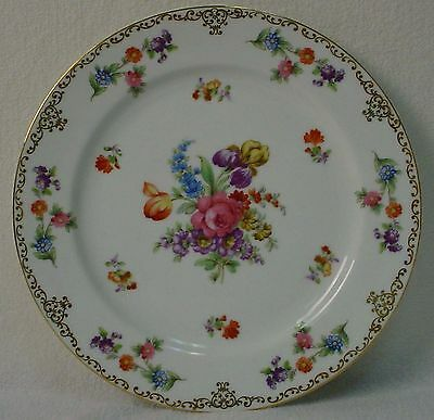 NORITAKE china DRESDOLL pattern DINNER PLATE 10""