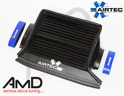 AIRTEC MINI COOPER S R53 Alloy Uprated Top Mount Intercooler WITH Snoot Boots!