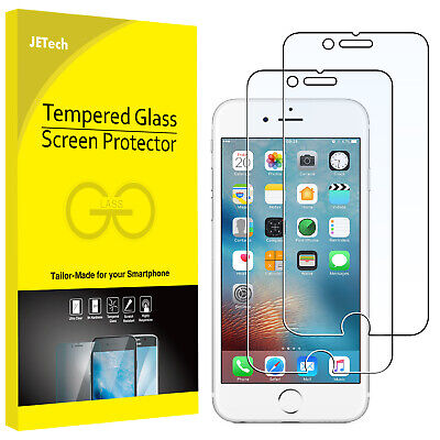 JETech Screen Protector for iPhone 6s 6 4.7-Inch Tempered Glass Film 2-Pack