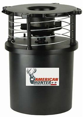 American Hunter Feeder Kit with Analog Clock Timer and Varmint Guard 30590 NEW