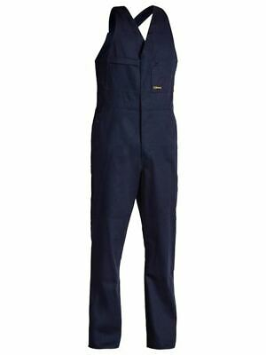 Bisley Workwear Mens Action Back Overalls (Bab0007)