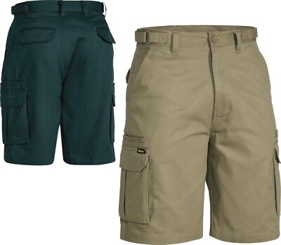 Bisley Workwear Original 8 Pocket Mens Cargo Short (Bshc1007)