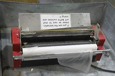 "Laminex, Inc.  l Desktop Laminator 25"" WIDE ROLL"