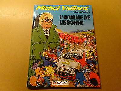 Album Bd / Michel Vaillant 45: L'homme De Lisbonne | Re Hc