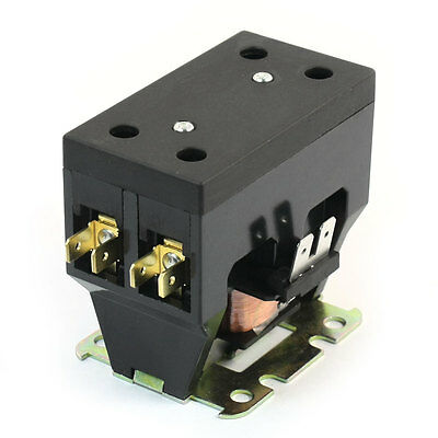 CJX9B-25 220V Coil One Pole Normal Open AC Contactor for Air Conditioner