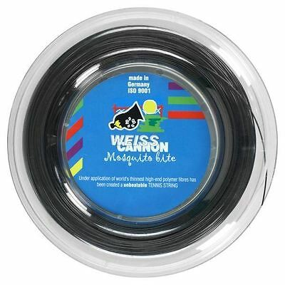 Weiss Cannon Mosquito Bite 1.16 (black) 200m reel