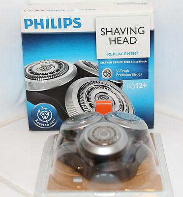 Philips Rq12 Sensotouch 3D Replacement Blade Foil Shaver Head Rq 12+ Rq12/60