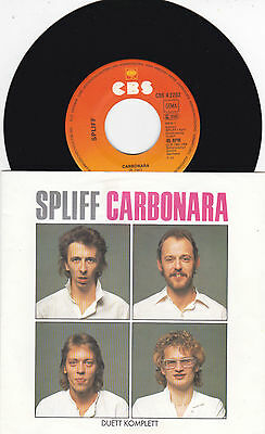"7 "" Single Spliff - Carbonara"