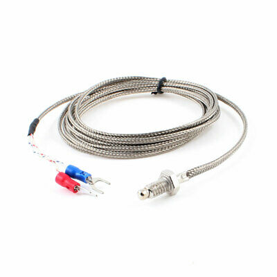 6.55ft K Type Thermocouple Control Temperature Controller 0-400C Sensor Probe