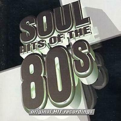 Various Artists : Soul Hits Of The 80s CD (2008)