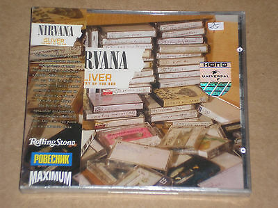 Nirvana - Sliver: The Best Of The Box - Cd Russia Sigillato (Sealed)