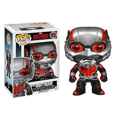 Ant-Man Pop! Vinyl Bobble Head Figure  - Funko - FU4963 - UK Seller