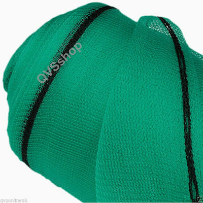 1M X 50M GREEN GARDEN NETTING Crop/Plant/Seed Bed/Insect/Shade/Windbreak Net I