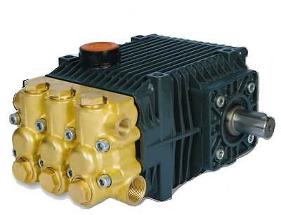 High Pressure Pump TTL 1530 - 24mm Solid Shaft For Belt Drive or Gearbox