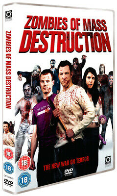 Zombies of Mass Destruction DVD (2010) Janette Armand