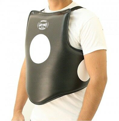 Boxing Sparing MMA Torso Body Protective Protector Pad Vest