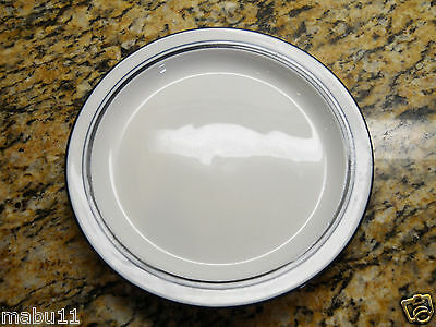 "Dansk Christianshavn Blue 8"" Rimmed Soup Bowl PORTUGAL"