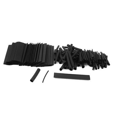 150Pcs 2:1 Heat Shrink Wire Wrap Assortment Electrical Connection Cable Tube Kit