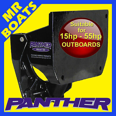 PANTHER OUTBOARD TILT & TRIM System Up to 55HP Parsun Mercury Johnson Suzuki NEW