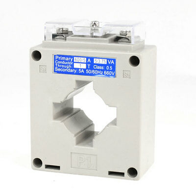 0.66KV 0.5 Accuracy 600/5 Current Transformer BH-0.66CT 98mmx75mmx40mm