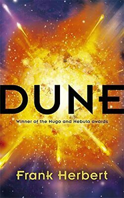 Dune by Frank Herbert Paperback Book The Cheap Fast Free Post