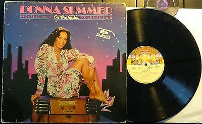 KLP105 - Donna Summer - On the Radio - Greatest Hits Vol. 1 9198 787 German 2LP