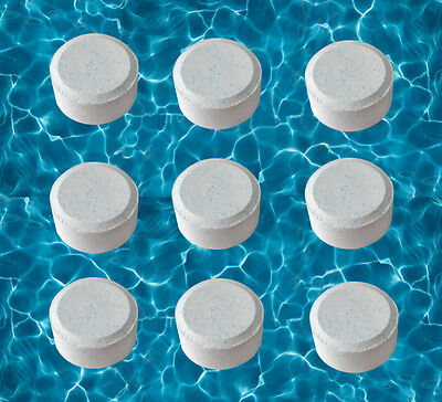 50 x 20g, Multifunction Chlorine Tablets SWIMMING POOL HOT TUB SPA