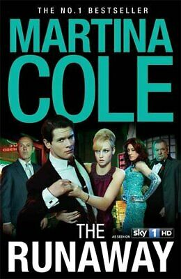 The Runaway by Cole, Martina Paperback Book The Cheap Fast Free Post