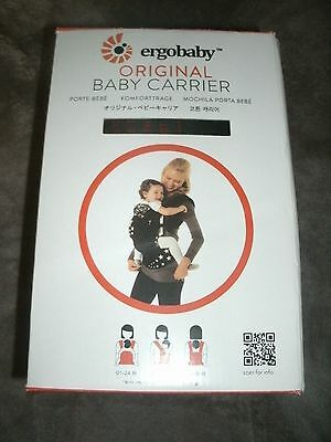 New in box Ergo Baby Carrier Black Night Sky