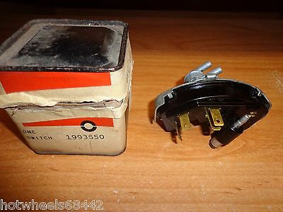 NOS GM Delco Remy 1964 Cadillac Hydramatic Transmission Neutral Safety Switch