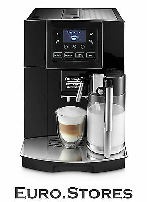 DeLonghi ESAM 5556 B Full Automatic Coffee Machine Black Genuine New