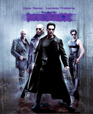 The Matrix DVD (2006) Keanu Reeves