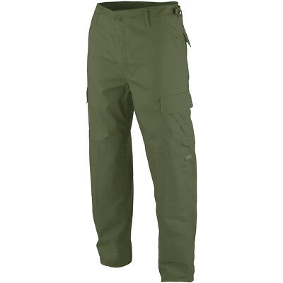 Viper Military Combat Bdu Ripstop Trousers Hunting Airsoft Paintball Pants Green