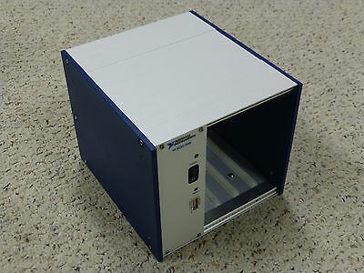 NEW - National Instruments NI SCXI-1000 4-Slot Chassis w/ Power Module