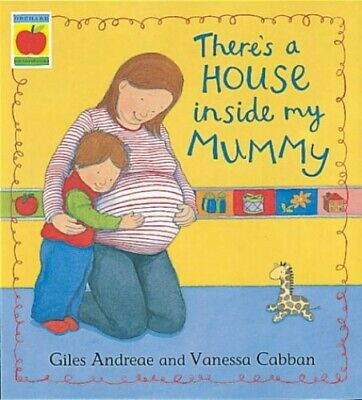 There's A House Inside My Mummy (Orchard Pictureb... by Andreae, Giles Paperback