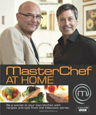 MasterChef at Home by DK Hardback Book The Cheap Fast Free Post