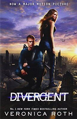 Divergent (Divergent, Book 1) by Roth, Veronica Book The Cheap Fast Free Post