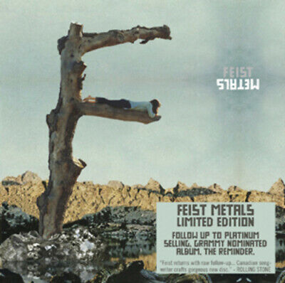 Feist : Metals CD (2011) ***NEW*** Value Guaranteed from eBay's biggest seller!
