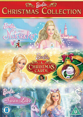 Barbie: Christmas Collection - A Christmas Carol and Nutcracker DVD (2010) Owen