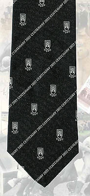 Neath & District Rugby Union Centenary 2002 - 9.5cm RUGBY TIE - NEATH, SWANSEA