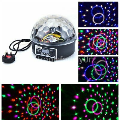 Stage Effects Projector Sound Active Stroboflash Show Light Display lazer Beam