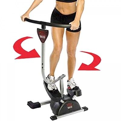 STEPPER COMPTEUR Cardio Twister RENFORCE LES MUSCLES DISPLAY LCD