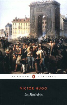 Les Miserables (Classics) by Hugo, Victor Paperback Book The Cheap Fast Free
