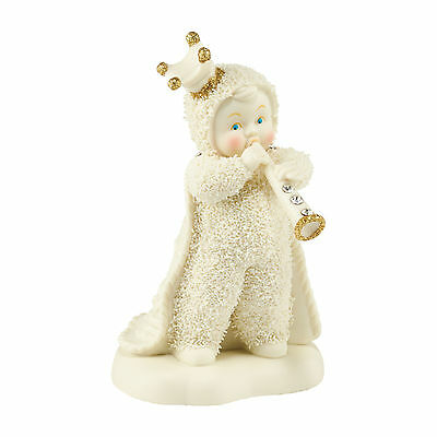 Dept 56 Snowbabies Dream Winter Carnival Prince Of The Parade New 2015 4045621