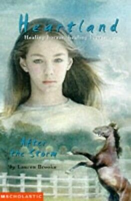 After the Storm (Heartland 2) by Brooke, Lauren Paperback Book The Cheap Fast