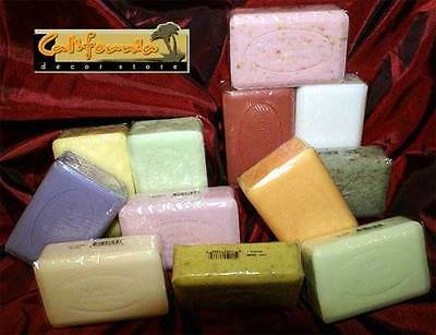 Pre de Provence French Soap Shea Butter 250 Gram Bath Bars CHOOSE ANY 12 SCENTS!