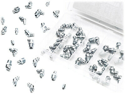 Performance Tool 70 pc Grease Fitting Asst. W5215