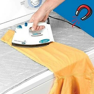 Magnetic Ironing Mat by Astar L2500 SILVER FREE SHIPPING NEW